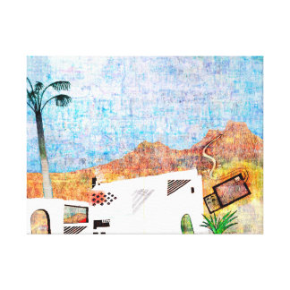 Lanzarote 1 canvas print