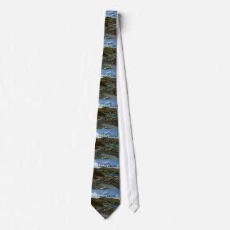 Lanzarote Canary Islands Neck Tie