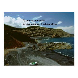 Lanzarote Canary Islands Postcard
