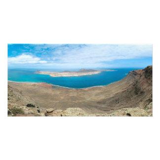Lanzarote Island Canary Islands Card