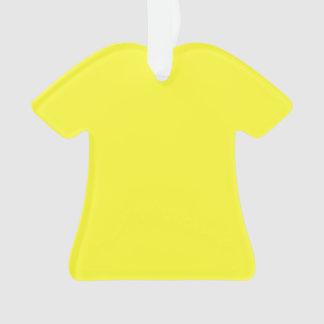 Lanzarote Lemon Acid Neon Yellow Tropical Romance