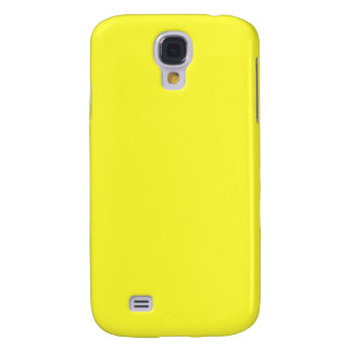 Lanzarote Lemon Acid Neon Yellow Tropical Romance Samsung S4 Case