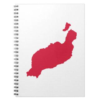 Lanzarote Notebook