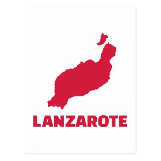 Lanzarote Postcard