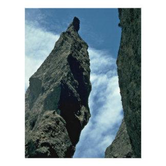 """Lanzas de la roca folleto 8.5"""" x 11"""""""