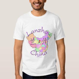 Lanzhou China T-shirt