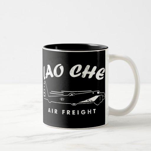 LAO-CHE air freight Mugs