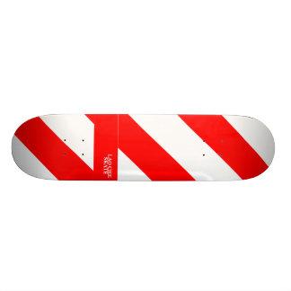 Lao Che Skate Rasta Pattern Deck