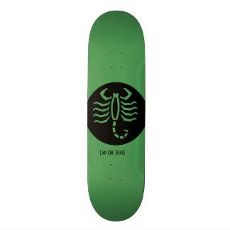 Lao Che Skate Scorpio Complete. Skateboard Deck