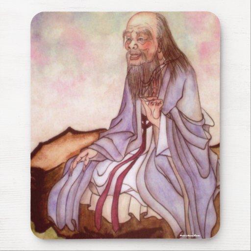 Lao junio Mousepad del Tai Shang Alfombrilla De Ratones