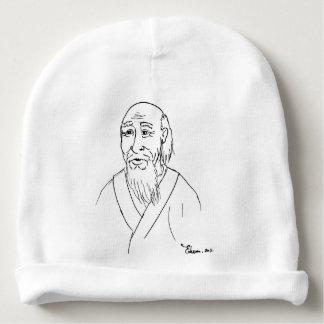 Lao Tzu Baby Beanie