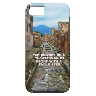 Lao Tzu JOURNEY travel quote iPhone 5 Cover