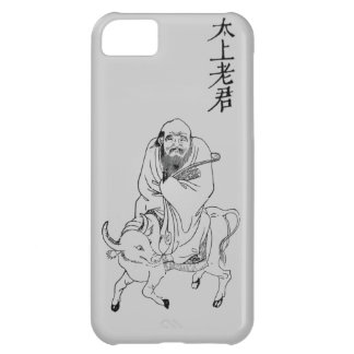 Lao Tzu Ming dynasty chinese painting iPhone 5C Cover