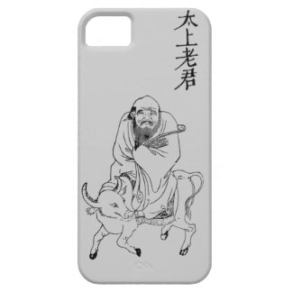Lao Tzu Ming dynasty chinese painting iPhone SE/5/5s Case