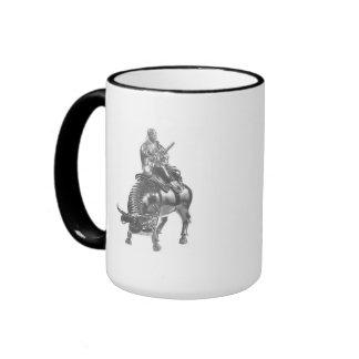 Lao Tzu Quote Ringer Coffee Mug