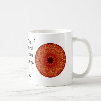 Lao Tzu Wisdom Motivational Quotation Saying Coffee Mug