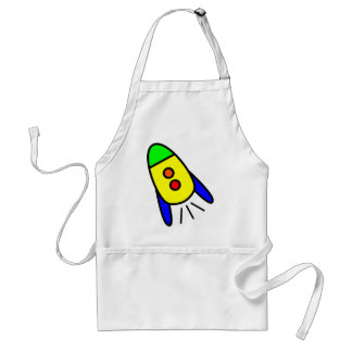 laobc_Very_simple_rocket_Vector_Clipart S COLORIDO