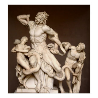 Laocoon and Sons Poster