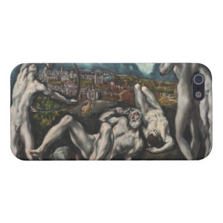 Laocoon by El Greco Case For iPhone SE/5/5s
