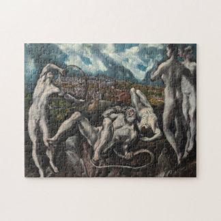 Laocoon by El Greco Puzzles