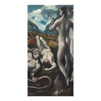 Laocoon de El Greco Tarjetas Fotograficas
