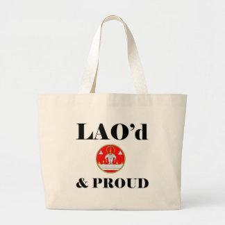 LAO'd & PROUD Beach Bag