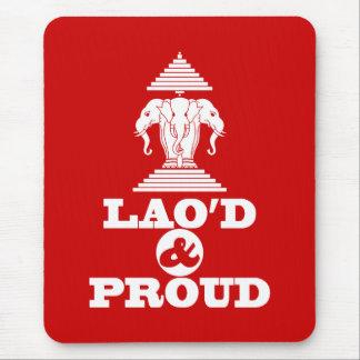 LAO'D & PROUD MOUSE PAD