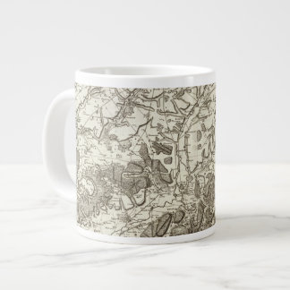 Laon, Noyon Large Coffee Mug