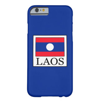 Laos Barely There iPhone 6 Case