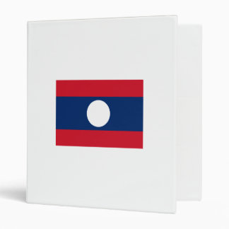 Laos Binder