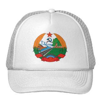 Laos Coat of Arms Hat