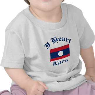 Laos Design T Shirts