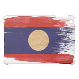 Laos Flag Case For The iPad Mini