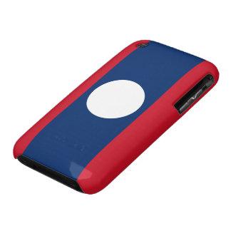 Laos Flag Case-Mate iPhone 3 Case
