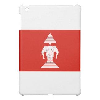 Laos Flag Cover For The iPad Mini