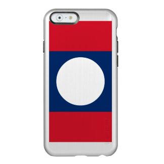 Laos Flag Incipio Feather Shine iPhone 6 Case