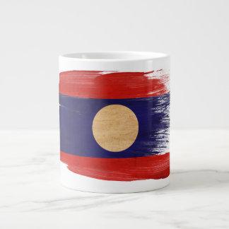 Laos Flag Large Coffee Mug