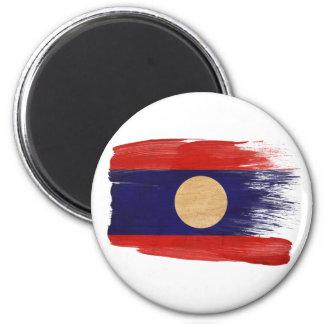 Laos Flag Magnets