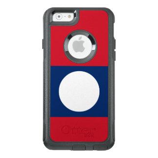 Laos Flag OtterBox iPhone 6/6s Case