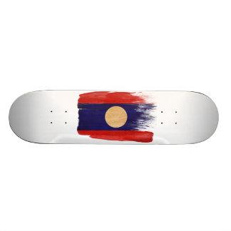 Laos Flag Skate Board Decks