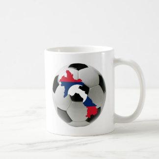 Laos football soccer coffee mug