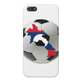 Laos football soccer iPhone SE/5/5s case