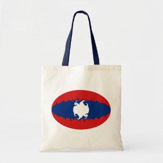 Laos Gnarly Flag Bag