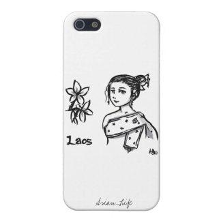 Laos iPhone 5/5s Case