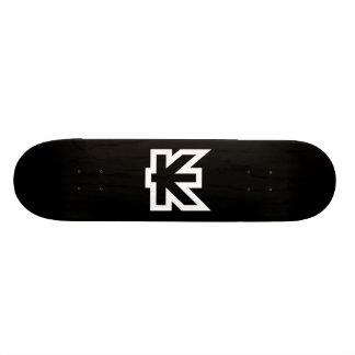 Laos Kip Lao / Laotian Money Sign Skateboard