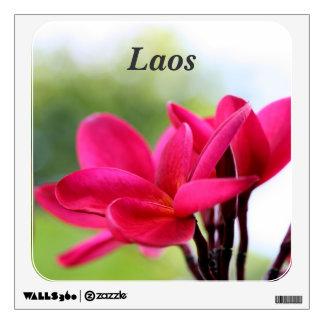 Laos Plumeria Wall Decor