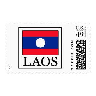 Laos Postage