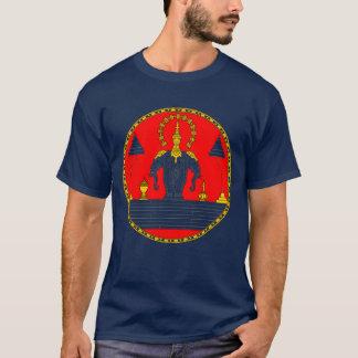 Laos Royalty 3 Head Elephants 2 T-Shirt