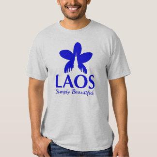 Laos Simply Beautiful 3 Tee Shirt
