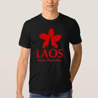 Laos Simply Beautiful 5 Tee Shirt